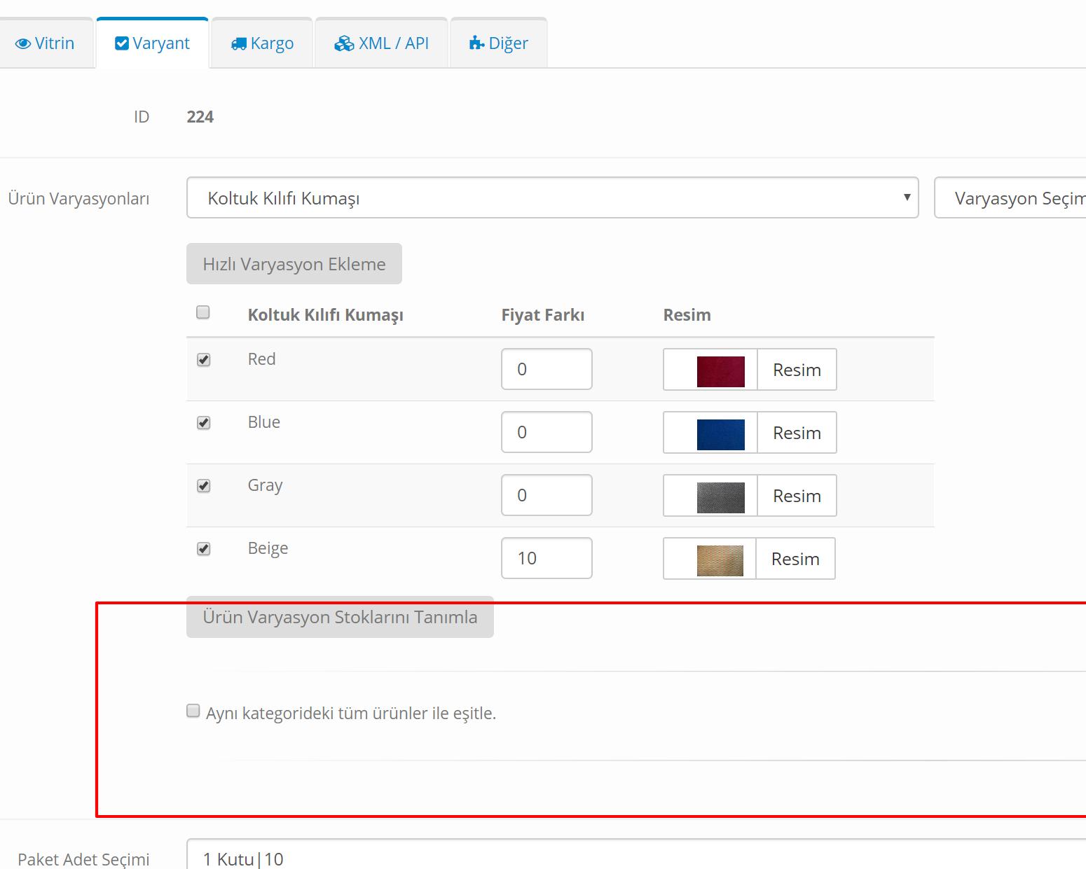 b6268078a79a0 ShopPHP E-Ticaret Yazılımı - %100 Türkçe + Kendi Sunucunuzda Kullanın -  Aktif Sürüm : v4.6